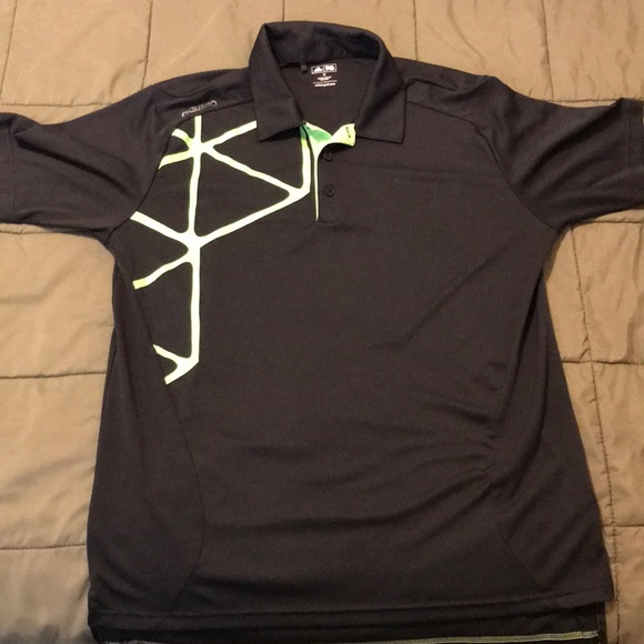 6785dbfe Men's adidas adizero golf polo size medium